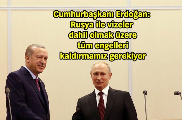 Erdoğan Putin Soçi