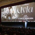 TÜRKİYE'DE 'AYLA' FİLMİ ÇOŞKUSU!