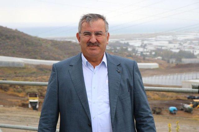 Türkiye'nin en büyük muz serası Mersin'e kuruluyor