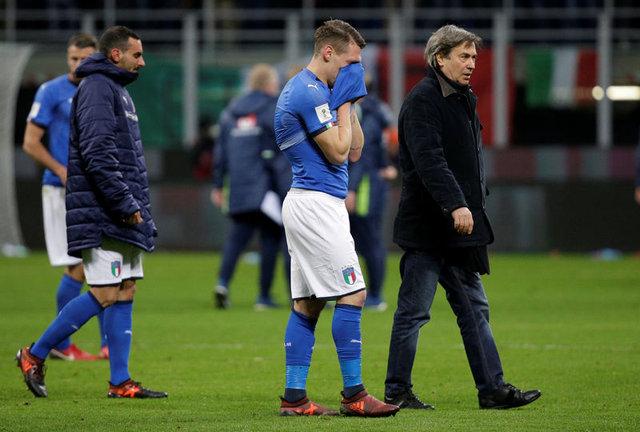 İtalya, Dünya Kupası'na gidemedi, ülke karıştı