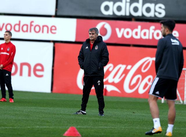 Beşiktaş'ta gidecek futbolcular netleşti