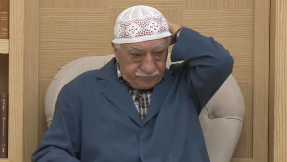 FETÖ ABD toplantı  Mustafa Özcan Şerif Ali Tekalan