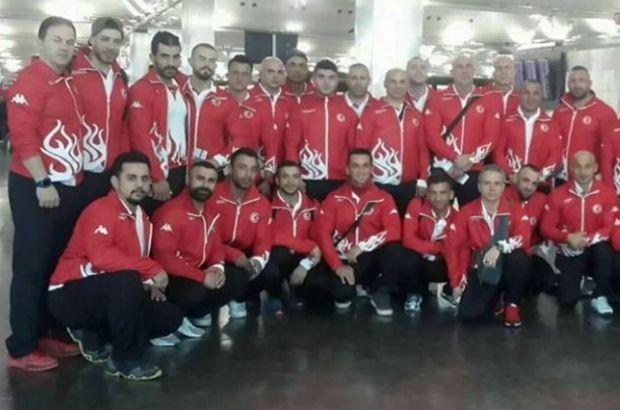 Niyazi Kurt - Türkiye Vücut Geliştirme Fitness Ve Bilek Güreşi Federasyonu