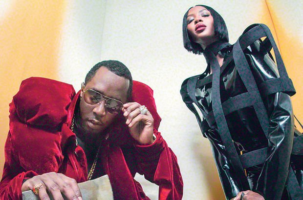 Sean Diddy Combs, Naomi Campell