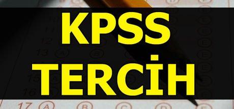 KPSS tercih nasıl yapılır? KPSS tercih robotu ve KPSS tercih kılavuzu kullanımı!
