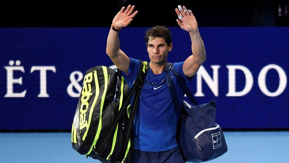 Nadal sezon kapattı