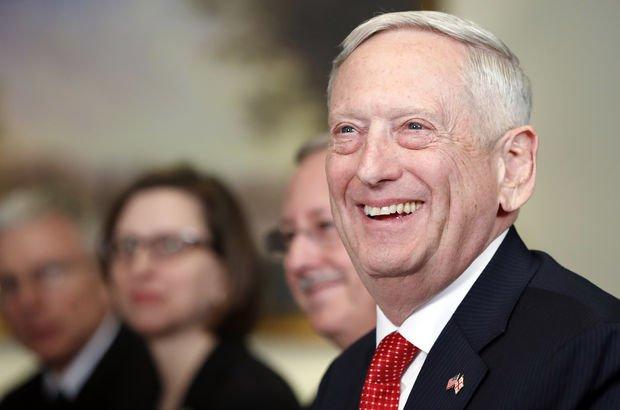 Jim Mattis, ABD'nin kararını açıkladı: Suriye'den çekilmeyeceğiz