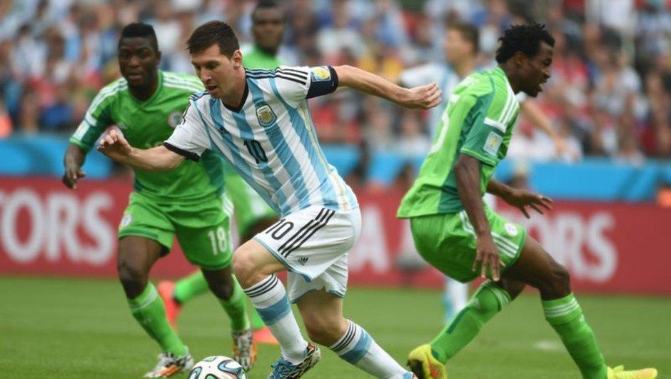 Nijerya - Arjantin
