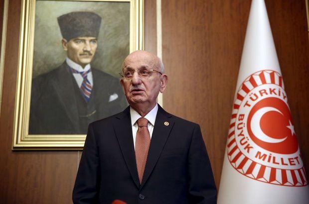 İsmail Kahraman'dan Başbakan Yıldırım ve Devlet Bahçeli'ye ziyaret