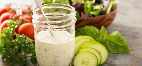 Evde ranch sos nasıl yapılır? İşte ev yapımız ranch sosu tarifi ve malzemeleri