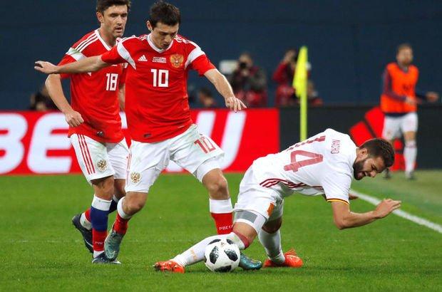 Rusya - İspanya