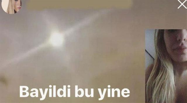Yasmin Erbil üstsüz fotoğraf açıklaması:  Artık yasal adımları atmak zorunda bırakılıyorum...