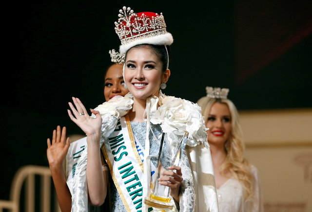Miss International'ı kim kazandı? Uluslararası Güzellik Yarışması kazananları