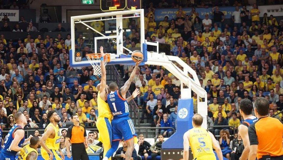 Maccabi FOX: 72 - Anadolu Efes: 92 | MAÇ SONUCU