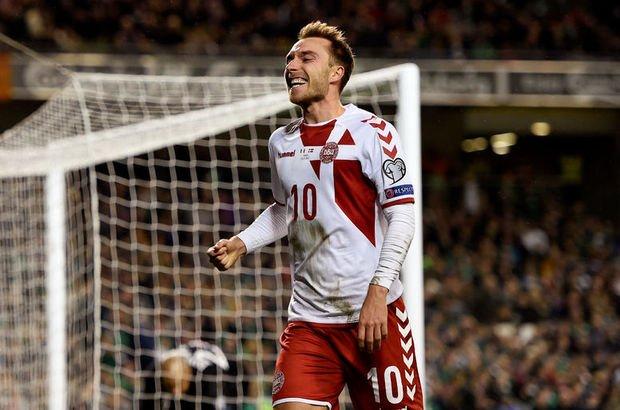İrlanda Cumhuriyeti: 1 - Danimarka: 5 | MAÇ SONUCU