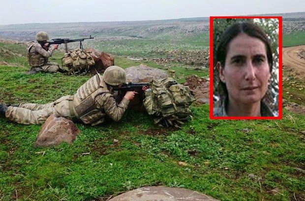 Şırnak PKK Hülya Eroğlu