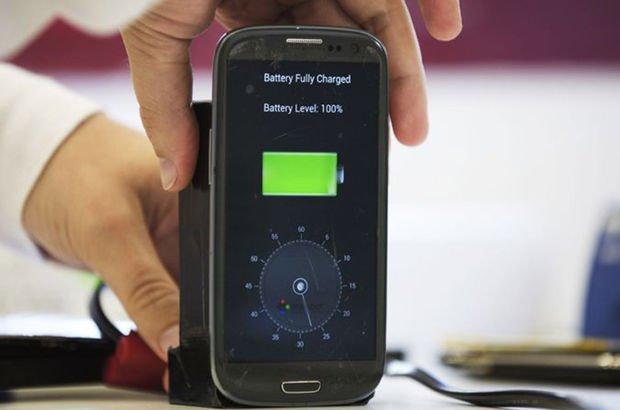 Cep telefonu şarj