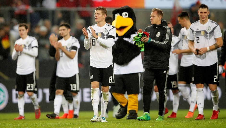 Almanya 21 maçtır kaybetmiyor!