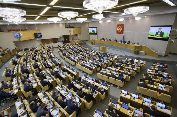 Son dakika... Rusya'dan 'yabancı medya' rövanşı! Kritik yasa onaylandı...