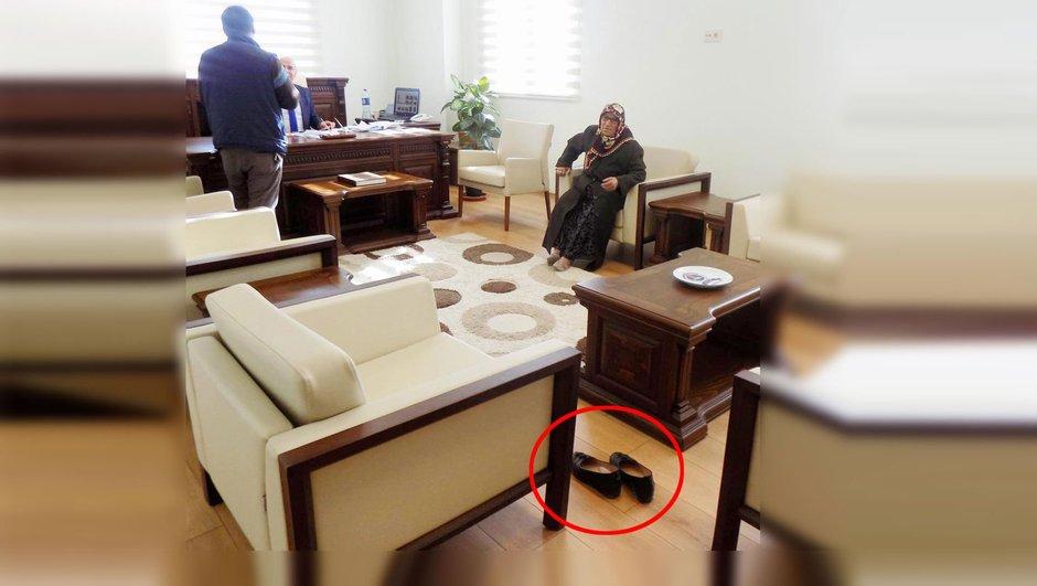 Kırıkkale Vali Yardımcısı Ayhan Özkan Hüsne Keser