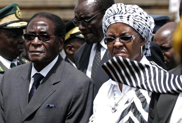 Zimbabve'nin 'Lady Macbeth'i Grace Mugabe