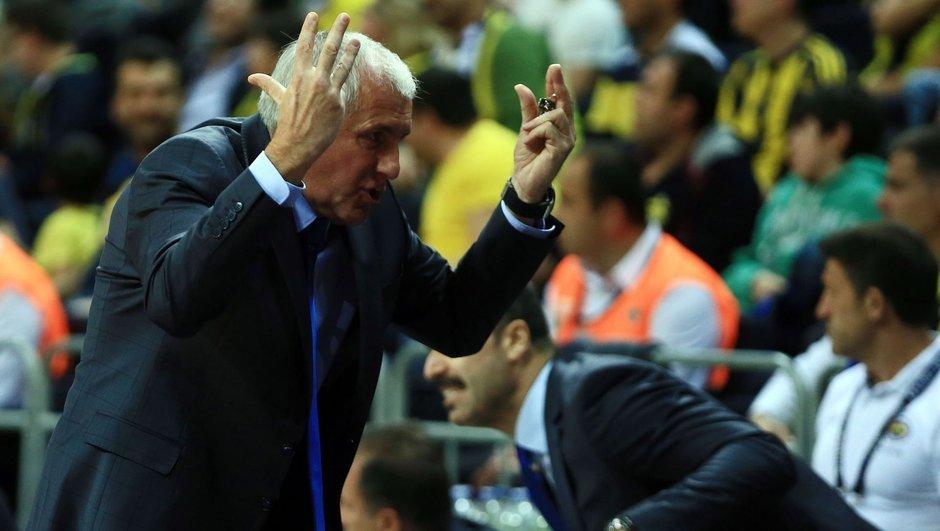 Obradovic'ten hakem kararlarına tepki