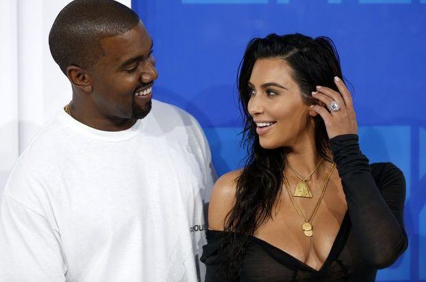 Ve Kim Kardashian açıkladı! Cinsiyeti...