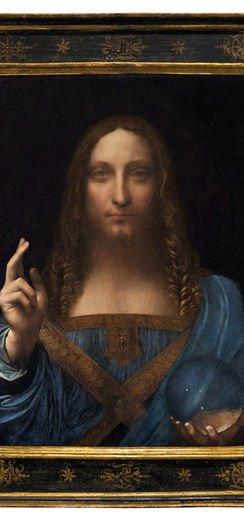 Sahte zannedilip 60 dolara satılmıştı! Leonardo da Vinci tablosuna rekor fiyat