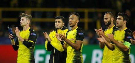 Dortmund'da Aubameyang kadro dışı bırakıldı