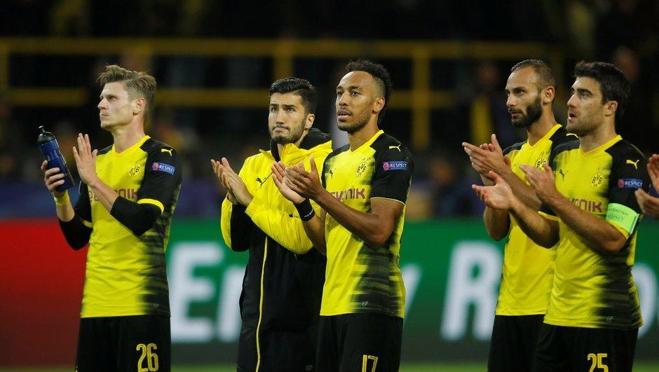 Dortmund'da sürpriz kadro dışı