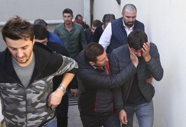 Tek Teker Arif'in cenazesini oğulları ve Kenan Sofuoğlu aldı