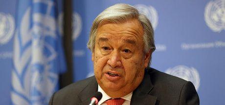 BM Genel Sekreteri Guterres: Terörün hedefi insan haklarını tahrip