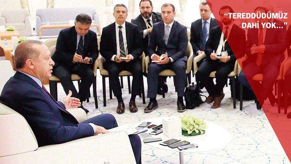 Recep Tayyip Erdoğan MHP Vladimir Putin Kuveyt Katar Rusya PKK ABD