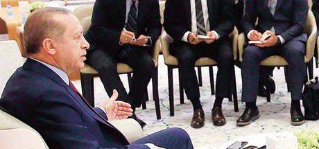 Cumhurbaşkanı Erdoğan'dan 'MHP ile seçim ittifakı' açıklaması