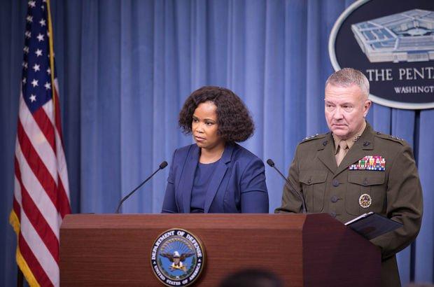 Pentagon sözcüsünden ilginç 'Rakka anlaşması' açıklaması