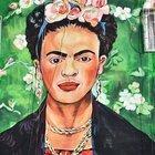 Mersin'de duvarlar Frida Kahlo ile renklendi