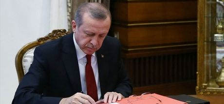 Cumhurbaşkanı Recep Tayyip Erdoğan 10 kanunu onayladı!