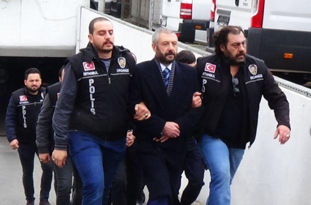 Sedat Şahin tutuklandı