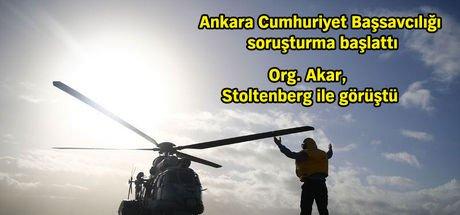 Son dakika... TSK: Nato makamları yazılı ve sözlü özür diledi