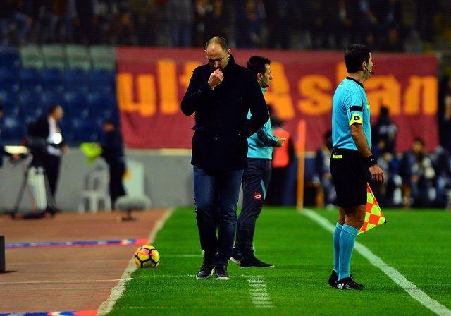 Galatasaray Tudor'la büyük maç kazanamıyor - Galatasaray Başakşehir'e 5-1 yenildi - Tudor'un büyük maç karnesi