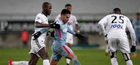 Amiens: 1 - Monaco: 1