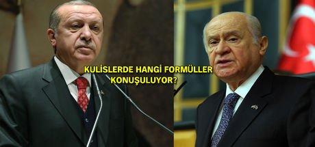 Ankara'da ittifak kulisleri!