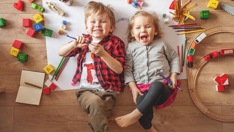 Oyun çocuk için ciddi iştir, çünkü çocuklar oynarken gelişir!