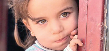 Suriyeli minik Zehra'nın hikâyesi