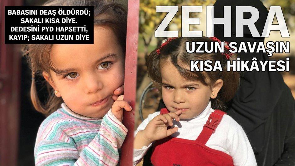 Zehra: Uzun savaşın kısa hikâyesi