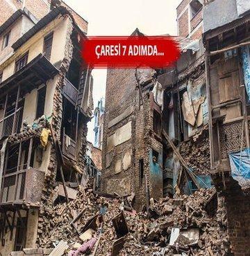 Deprem fobisi olanların sayısı giderek artıyor!