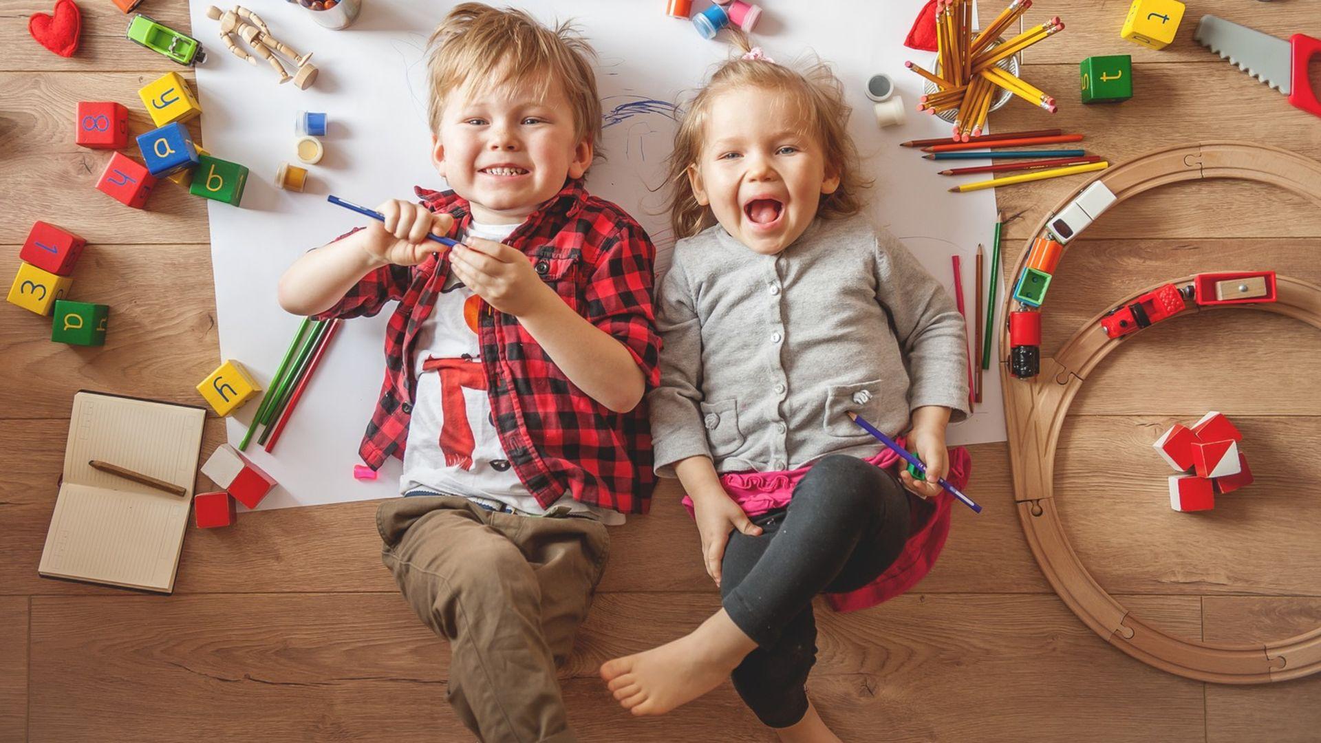Oyun ciddi iştir, çünkü çocuklar oynarken gelişir!