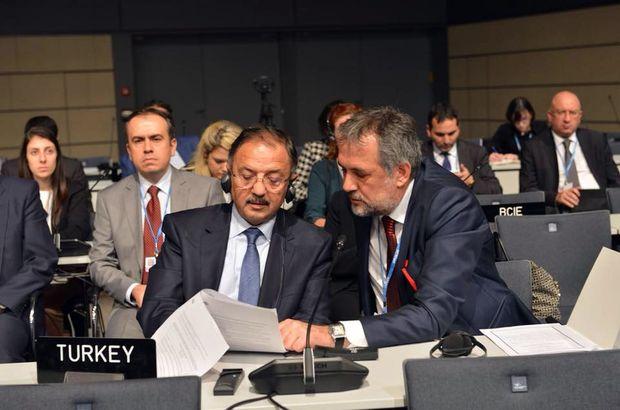 BM İklim Değişikliği Konferansı Almanya Ankara