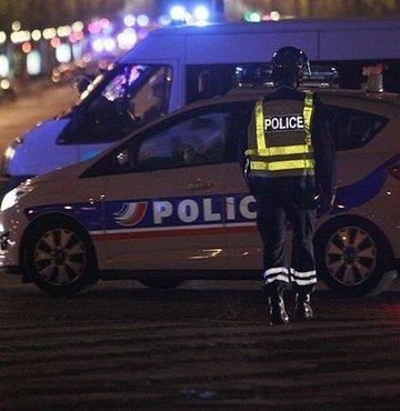 Paris'te polis dehşeti: 3 kişiyi öldürdü, intihar etti!