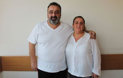 Bahadır Özer 100 kilo verince, baba Yücel Özer'de zayıflamaya karar verdi!